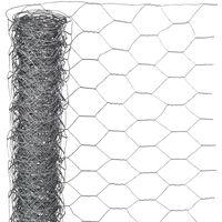 Nature hatszögletű horganyzott acél drótháló 1 x 5 m 13 mm