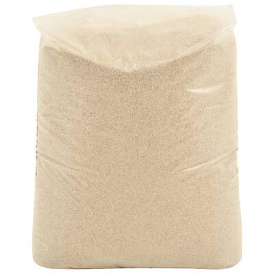 vidaXL szűrőhomok 25 kg 0,4-0,8 mm