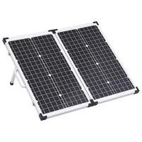 vidaXL összecsukható napelem táska 60 W 12 V