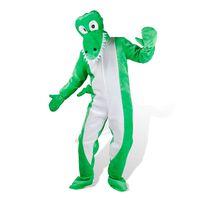 Krokodil jelmez M-L