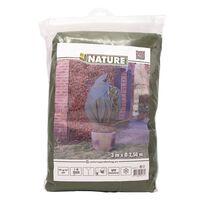 Nature zöld téli gyapjútakaró 70 g/m2 2,5 x 3 m