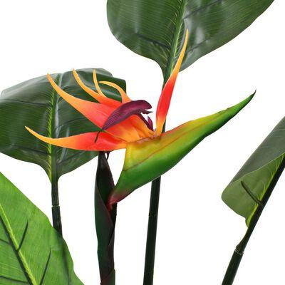 vidaXL műnövény 155 cm pompás papagájvirág