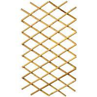 Nature 100x200 cm kerti bambusz lugas rács 6040722