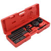 vidaXL 11 darabos tengelykapcsoló beszerelőkészlet VAG-hoz