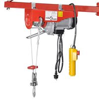 Elektromos emelő 1000 W 200/400 kg