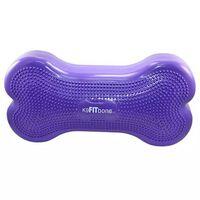 FitPAWS K9FITbone lila kisállat-egyensúlyozó párna