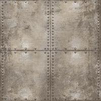 Urban Friends & Coffee barna és szürke betontömb mintájú tapéta