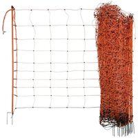 Neutral OviNet narancssárga villamosítható juhháló 108 cm