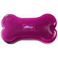 FitPAWS K9FITbone szeder színű kisállat-egyensúlyozó párna 58x29x10 cm