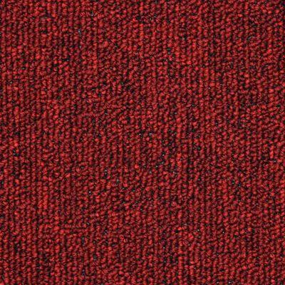 vidaXL 15 darab bordó lépcsőszőnyeg 65 x 24 x 4 cm