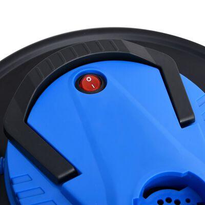 vidaXL acél HEPA-szűrős hamuporszívó 1200 W 20 L