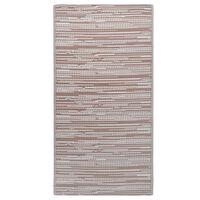 vidaXL barna PP kültéri szőnyeg 120 x 180 cm
