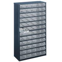 Raaco 137393 1248-01 szekrény 60 fiókos