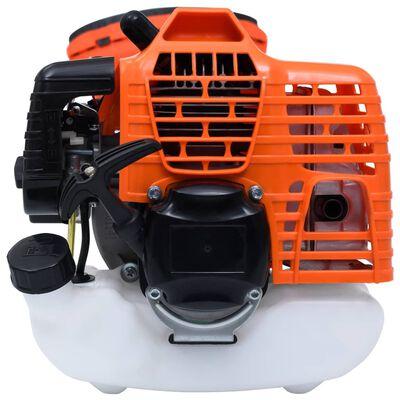 vidaXL 4 az 1-ben benzines kerti szerszámszett 52 cm3-es motorral
