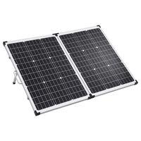vidaXL összecsukható napelem táska 120 W 12 V