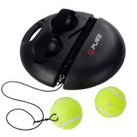 Pure2Improve P2I100180 fekete teniszedző játék
