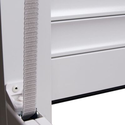 vidaXL fehér alumínium redőny 70 x 100 cm