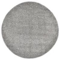 vidaXL szürke bozontos szőnyeg 67 cm