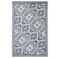 Esschert Design gyémánt mintás kültéri szőnyeg 182 x 122 cm
