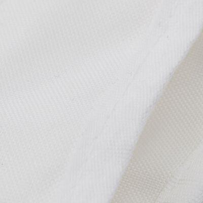vidaXL fehér háromágú bimini tető 183 x 196 x 137 cm