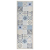 """vidaXL """"Mosaic"""" mosható konyhai szőnyeg 45 x 150 cm"""