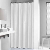 Sealskin Madeira fehér zuhanyfüggöny 240 cm