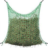 vidaXL szögletes szalma háló 0,9x2 m PP