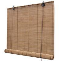 Barna Bambusz Roló 120 x 160 cm