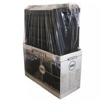 Nature 6071483 1200 literes komposztáló láda fekete