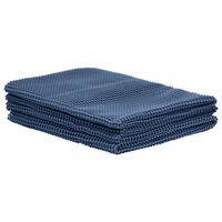 vidaXL kék sátorszőnyeg 250 x 500 cm