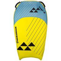 Waimea Boogie Air sárga és kék PVC felfújható úszódeszka