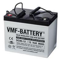 VMF AGM mélyciklusú akkumulátor 12 V 85 Ah DC85-12