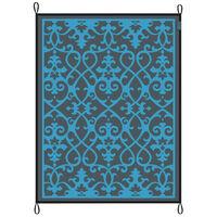 Bo-Camp Chill mat Lounge kék kültéri szőnyeg 2,7 x 3,5 m
