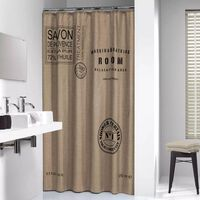 Sealskin Provence ekrü zuhanyfüggöny 180 cm