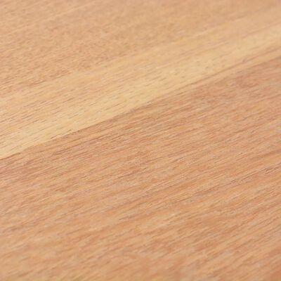 vidaXL kőrisfa étkezőasztal 180 x 90 x 76 cm