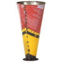 vidaXL többszínű vas esernyőtartó 29 x 55 cm