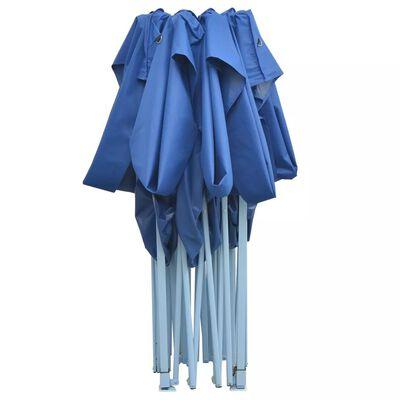 vidaXL összecsukható, felállítható sátor 3 x 4,5 m kék