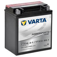 Varta AGM akkumulátor 12 V 14 Ah YTX16-4-1 / YTX16-BS-1