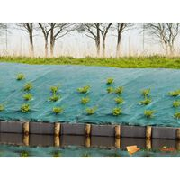 Nature zöld gyomszabályozó talajtakaró 2,1 x 10 m