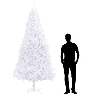 vidaXL fehér műfenyő 300 cm