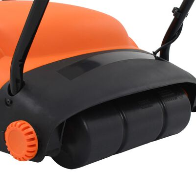 vidaXL 20 literes elektromos gyepszellőztető 400 W