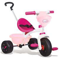 Smoby Corole Be Fun rózsaszín tricikli