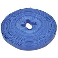 "50 m 1 ""PVC sima víz nyomótömlő"