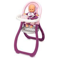 Smoby Baby Nurse játék etetőszék