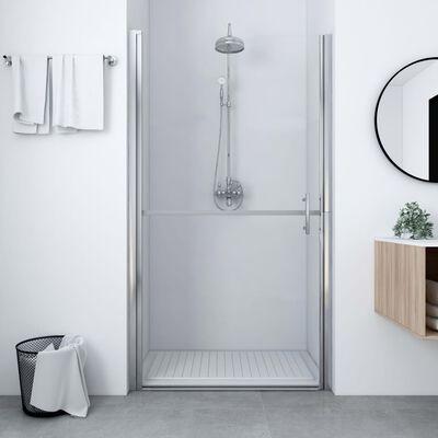 vidaXL edzett üveg zuhanyajtó 81 x 195 cm
