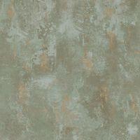DUTCH WALLCOVERINGS TP1010 zöld betonhatású tapéta