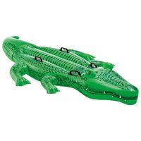 Intex óriás krokodil lovagló matrac 203 x 114 cm