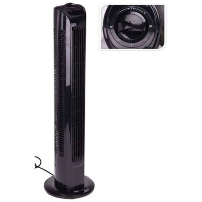 Excellent Electrics fekete 45 W-os toronyventilátor