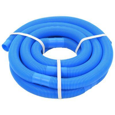 vidaXL kék medencetömlő 38 mm 6 m