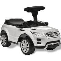 Lad Rover 348 gyerek jármű zenével fehér